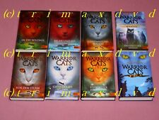 Warrior Cats 1.Staffel & 2x Special Adventure Feuersterns Mission Welt der Clans