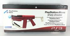 Sony Playstation Move Sharpshooter Gun | Playstation PS3 / PS4 Complete + Boxed