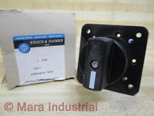 Kraus & Naimer CH11 Blue Line Switch