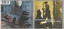 SUZANNE VEGA - Retrospective (The Best Of) - 2003 CD Album + Bonus CD