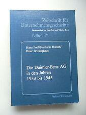 2 Bücher Gottlieb Daimler Revolutionär Technik + Daimler-Benz AG 1933-1945