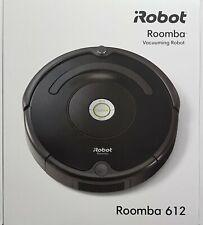 iRobot Roomba 612 Robot Vacuum, Round, Black - Nip, Dealer