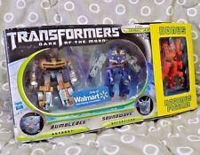 TransFormers DOTM Legends Walmart Ex. Rodimus Bonus Soundwave BumbleBee MIB G1