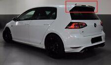 VW VOLKSWAGEN GOLF 7 MK7 3 AND 5 DOORS GTI AND GTD REAR ROOF SPOILER NEW