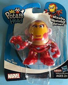Mr Potato Head, Mixable Mashable Heroes! Iron Man, new