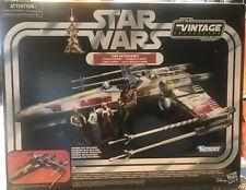 Star Wars Vintage Collection Luke Skywalker X-Wing Fighter BRAND NEW