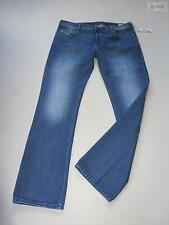 Lange Herren-Bootcut-Jeans aus Denim mit niedriger Diesel (en)