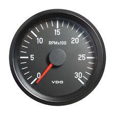 VDO Cockpit International Carburant-Réservoir tableau de bord Levier donateurs 12 volts Ø 52 mm