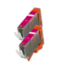 2 MAGENTA Ink Cartridge for Canon Printer CLI-226M MG5320 iP4820 iP4920 iX6520