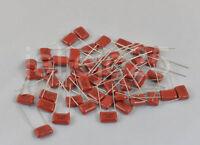 10 x Condensadores radial 0.01uF 10nF 630V Capacitors