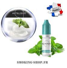 ALFALIQUID Menthe Fraiche - lot 10 x 10 ml - 6 mg