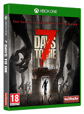 7 Days to Die (Xbox One) BRAND NEW GAME SEALED