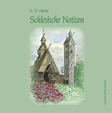 Schlesische Notizen von K. D. Härtel