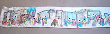 SILK MURAL SIGNED PETER SO TRADITIONAL CHINESE SCENE DESIGN