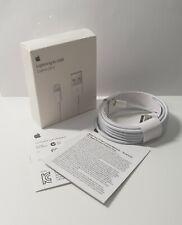 Apple iPhone Lightning USB Cable 2m/6FT IPHONE 5 6 7 8 X PLUS - OEM