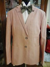 TED BAKER Ld $ 595 NEW NWT SPORT COAT JACKET RED 6 US 44 S Preppy Impeccable
