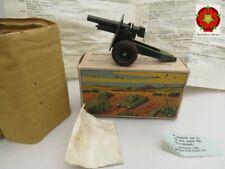 Britain Toys 2026 25 Pounder Gun **shop stock**