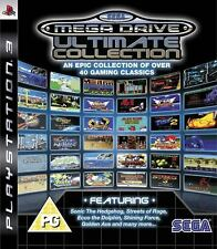 Sega Mega Drive Ultimate Collection ~ Ps3 (en Perfectas Condiciones)