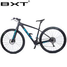 T800 29er Carbon Mountain Bicycle S M L MTB Bike Blue Gray Orange Pink Red Frame