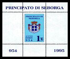 Principato di Seborga - francobollo 1 luigino 1995