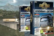 Euro Truck Simulator 2 Legendary Edition Steam key! Fast and guaranteed! USA