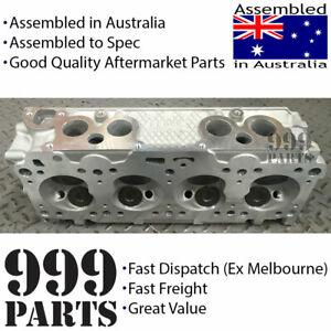 New Assembled Cylinder Head fits Mazda FE 8 Valve - Supplied with VRS Gasket Set