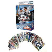 MLB Topps Chrome 2020 Card Choose! Base Rookie Refractor Prism Future Stars 1985