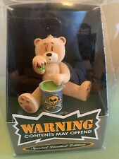 Bad Taste Bears - Sid, Special Collector's Limited Edition Bear. 253 of 500.