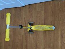 Micro Mini Deluxe Scooter - Yellow