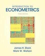Introduction to Econometrics (3rd Edition) (Addison-wesley Series in Economics)