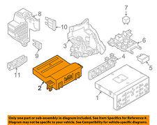 VW VOLKSWAGEN OEM 09-12 CC 2.0L-L4 Fuse Relay-Module 3C0907530Q