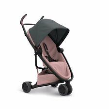 Quinny Zapp Flex Stylischer Komfort-Buggy, Kinderbuggy, leicht, kompakt, blush