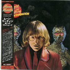 MOON MARTIN-ESCAPE FROM DOMINATION (1979)-JAPAN MINI LP CD F56