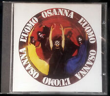 OSANNA L'UOMO PROGRESSIVO ITALIANO CD
