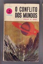 """PHILIP K. DICK: """"O Conflito dos Mundos"""" [Eye in the Sky - in Portuguese]"""
