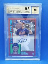 2019 Topps '84 Topps Autographs Red #84RAPA Peter Alonso S2