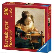 PUZZLE 300 PIEZAS RAVENSBURGER VERMEER LA ENCAJERA  140145