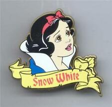 Snow White Disney Snow White and the Seven Dwarfs Uk Plastic Pin
