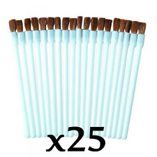 Disposable Brushes Lip Make Up Brush Applicators (Pack of 25)