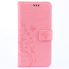 For Sony Xperia Luxury Leather Magnetic Flip Stand Card Slot Wallet Case Cover