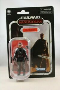 """Star Wars The Vintage Collection Moff Gideon 3.75"""" Action Figure."""