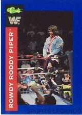 1991 Classic WWF WWE #31 Rowdy Roddy Piper
