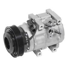 New AC A/C Compressor FITS: 2006 2007 2008 2009 Kia Sedona V6 3.8L DOHC