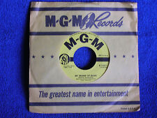 Marvin Rainwater/My Brand of Blues-My Love Is Real/MGM Sleeve/MGM K12511/MINT-