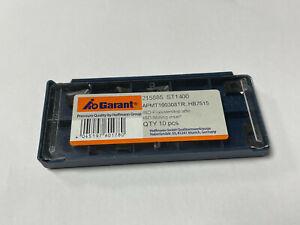 10pcs GARANT APMT 100308TR HB7515