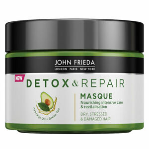 John Frieda Detox & Repair Masque 250mL