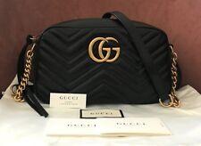 Gucci GG Marmont Small Matelassè Shoulder Bag CURRENT 2020 NEW!!