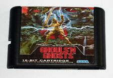 Ghouls 'n Ghosts, Sega Mega Drive, reproduction