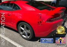 Chevrolet Camaro Windshield Decal Back Window GM Chevy Logo Wings Sports Racing