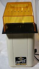 West Bend Poppery II 2 Coffee Roaster Popcorn Corn Popper 82102 ALMOND Made USA